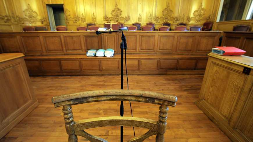 ©PHOTOPQR/L'EST REPUBLICAIN/Alexandre MARCHI. ; Cour d'Assises de Nancy 28 novembre 2011. A partir du 1er janvier 2012 la réfomre de la Cour d'Assises entrera en vigueur. Le juré devra motiver par écrit son verdict et le président devra effectuer une synthèse de l'arrêt de renvoi.  (MaxPPP TagID: maxstockworld170163.jpg) [Photo via MaxPPP]